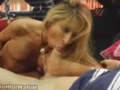 Milf Babe Morgan Gives A Mind Blowing Blowjobs