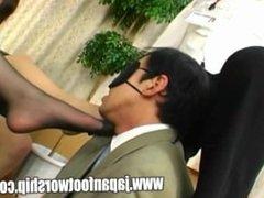 Foot Fetish femdom fefetish