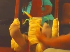 lady t tickle punishment