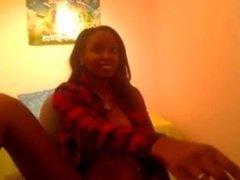ebony  cam