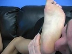 Autumn Blonde Size 9 Philly Foot Worship