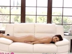 AllGirlMassage Penny Pax Tribs Redhead Box with Latina