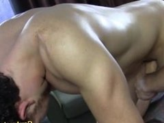 Gaystraight jock gets ass toyed