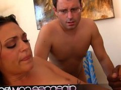 Airerose Tight Wife Olivia Cuckolds with a hung BBC