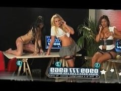 Victoria Roberts & 2 Other Bang Babes