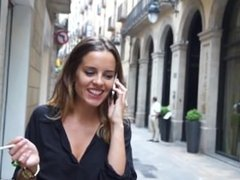 2 Minutes Preview [Smoking Fetish] Lidia _quot_A Smoking Spanish Beauty_quo