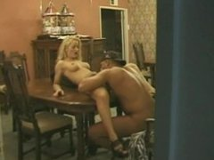 Black Dicks With White Chicks #2, Scene 4