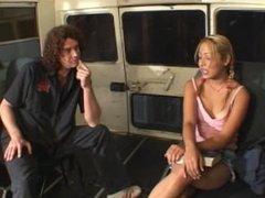 School Bus Girls #4, Scene 1