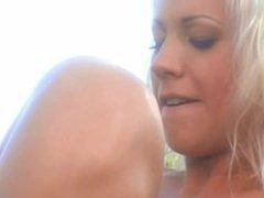 Wet Blonde Pussies, Scene 5