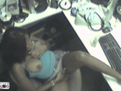Security Cam Chronicles #3, Scene 9