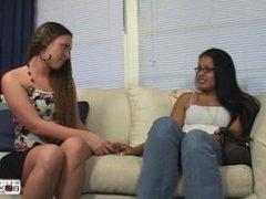 Lesbians On The Loose #1, Scene 1