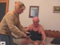Grandpa Loves Young Girls #1, Scene 6