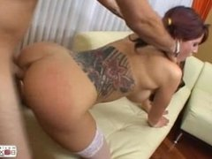 Pigtails Round Asses #8, Scene 5