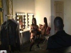 Cool Babe: Claudia, Scene 1
