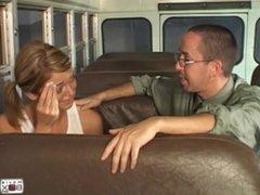 School Bus Girls #6, Scene 3