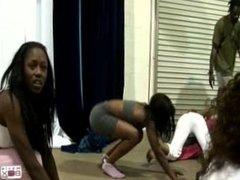 Desperate Blackwives #1, Scene 1
