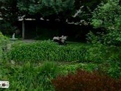 Outdoor Freaks #4, Scene 1