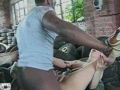Big Omar's British Adventures - Junkyard Babes, Scene 1