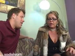 My Step Mom Is A MILF #1, Scene 2