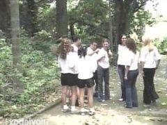 College Girls #2, Scene 1