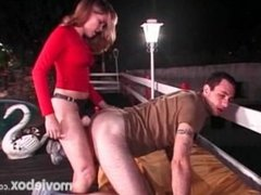 Strapped On And Lethal #1: Women Fucking Men, Scene 3