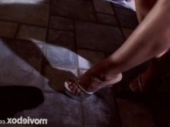 Girls Home Alone #15, Scene 4