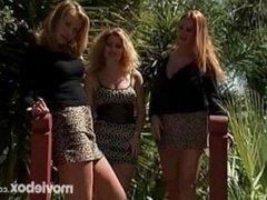 Tremendous Butt Babes, Scene 3