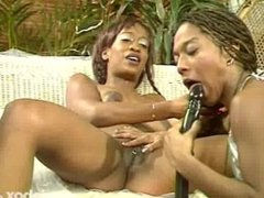 Black Lesbians, Scene 3