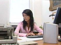 The Office Girls #1, Scene 3