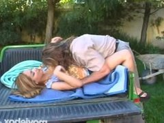 XXX #4: Sex in the Great Outdoors, Scene 2