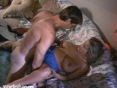 Big Breasted Mattress Thrashers, Scene 3