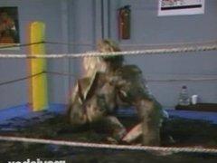 Wrestling Fetish Lesbians #2, Scene 4