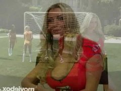Playboys Girls Of World Soccer, Scene 2