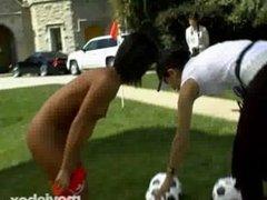 Playboys Girls Of World Soccer, Scene 12