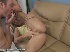Teen Leah Luv Get Bored And Rubbed Her Pussy