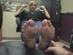 sexy aunt soles
