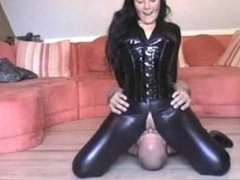 Facesitting, Pussy licking, and ass worship - homemade porn