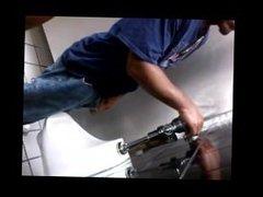 urinal spy piss 44