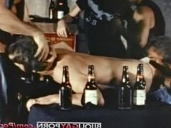Val Martin & Group Action - Classic Gay BDSM Porn 10:30 P.M. MONDAY (1971)