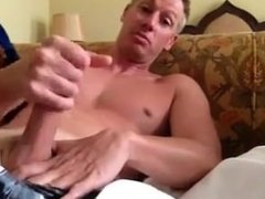 Handsome #7 Jerkoff on Cam