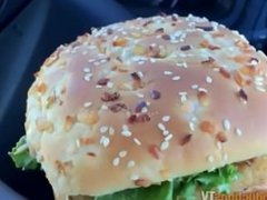 super hot dilf reviews juicy mcdonalds burger
