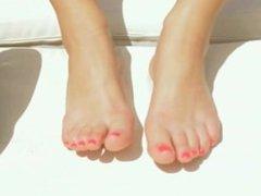 T@sh13 j@3ks0n Feet