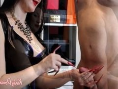 Red Nails Insertion