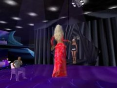 Fashion shows in Red Light Center, you're virtual 3D World!