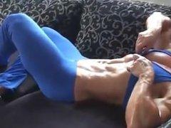 FBB Alina's amazing abs