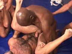 Daddy's BB Group Orgy