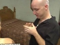 Pussy Rubbing BBW Elizabeths Gets Her Tits Fondled