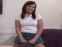 Blackzilla is Hard & Long into Oregon Teen Brooke!