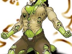 She Hulk Transformation