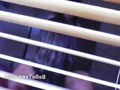 Hidden camera records Brandi Belle